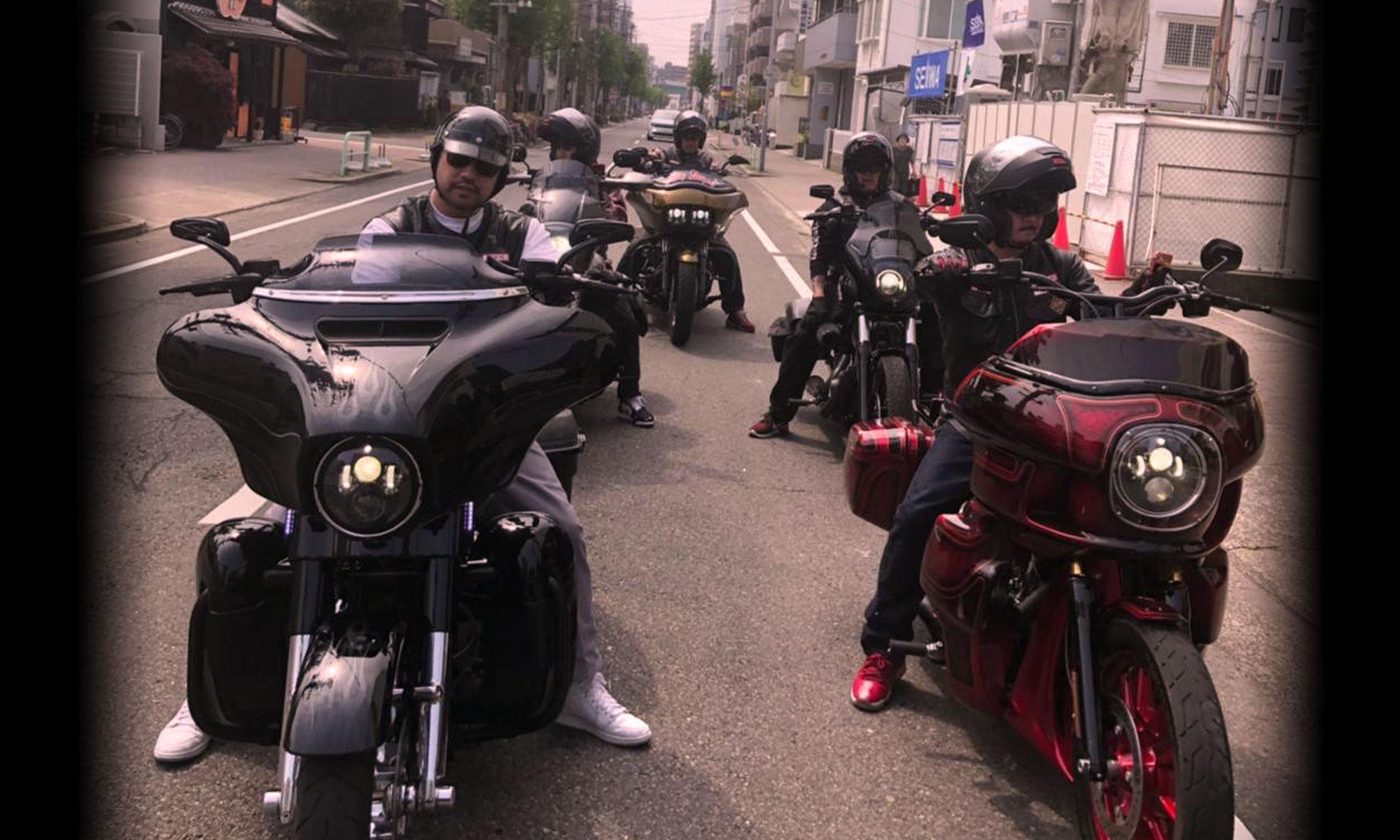 HELLSANGELS TOKYO
